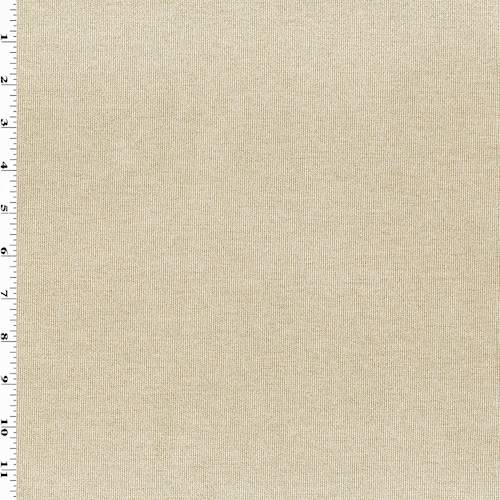 REMNANT Sulu Beige Fabric 55 inches x 3.125 yards