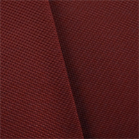 *2 YD PC--Garnet Red Novelty Rib Weave Home Decorating Fabric