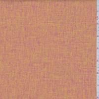 *1 3/8 YD PC--Pink Lemonade Linen Blend