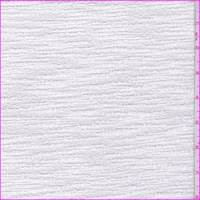 *5/8 YD PC--Optic White Textured Double Knit