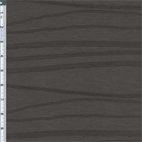 *3 3/4 YD PC--Grey Slinky Wave Jersey Knit