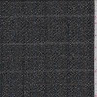 *2 YD PC--Taupe Brown Plaid Wool Jacketing