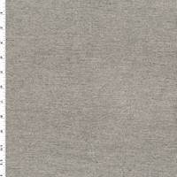 Deep Taupe Gray Rib Texture Home Decorating Fabric