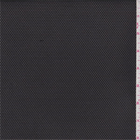 *2 YD PC--Black Athletic Mesh