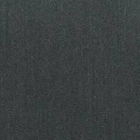 *2 YD PC--Charcoal Black Brush Wool Texture Twill Jacketing
