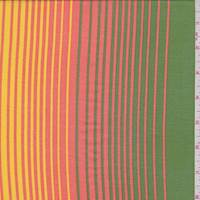 Sunshine/Sunset Stripe Lawn