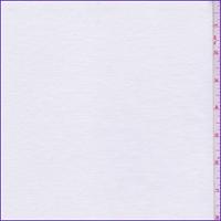 *1 1/4 YD PC--White Double Knit