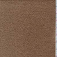 *3 YD PC--Camel Brown Alpaca Blend Faux Fur