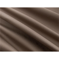*4 1/4 YD PC--Mauve Brown Stretch Poplin Suiting
