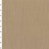*3 YD PC--Sand Beige Herringbone Twill Home Decorating Fabric