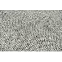 *1 1/2 YD PC--Gunmetal/White/Silver Sparkle French Terry Knit