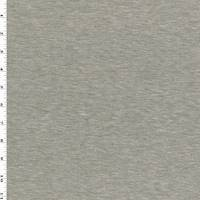 *1 YD PC--Heather Gray Jersey Knit