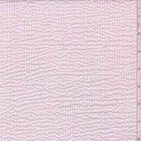 *3 3/4 YD PC--Pink Stripe Seersucker