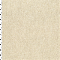 *4 YD PC--Warm Ivory Chenille Home Decorating Fabric