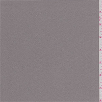 *3 YD PC--Smoke Grey Crepe de Chine