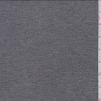 *2 YD PC--Dark Heather Grey Sweater Knit