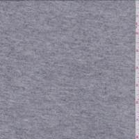 *2 YD PC--Heather Grey Sweater Knit