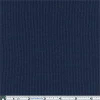 *2 1/4 YD PC--Blue Purple Tencel Rib Jersey Knit