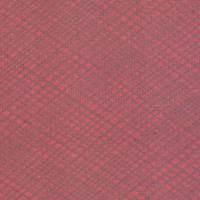 *3 3/8 YD PC--Red/Grey Print Silk Chiffon