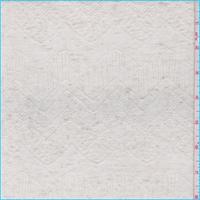 *2 5/8 YD PC--Dark Ivory Zig Zag Pointelle Sweater Knit