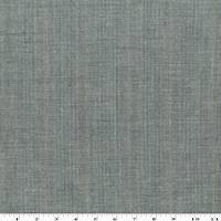 *3 1/4 YD PC--Gray/Blue/Multi Wool Blend Plaid Suiting