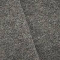 *2 YD PC--Storm Gray/Multi Modern Boiled Wool Blend Coating