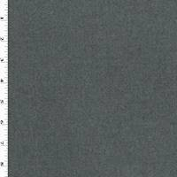 *3/4 YD PC--Gray Wool Suiting