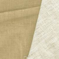 *5 7/8 YD PC--Reversible Linen Blend Suiting