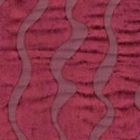 *3 1/4 YD PC--Red Wine Velvet Burnout