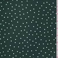 Forest Dot Rayon Georgette