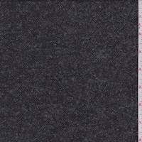 *1 3/4 YD PC--Pewter Grey/Black Tweed Suiting