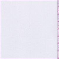 *2 1/4 YD PC--Optic White T-Shirt Knit