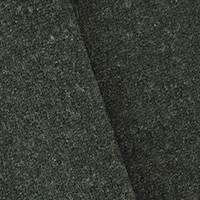 *3/4 YD PC--Dark Gray/Moss Texture Wool Blend Jacketing