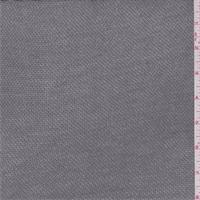 *6 YD PC--Nickel Grey Rayon Sweater Knit