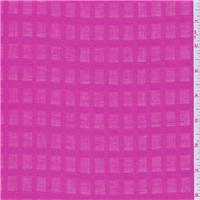 *5 YD PC--Hot Pink Dobbie Lawn