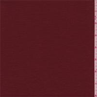 *3 5/8 YD PC--Ruby Red Interlock Knit