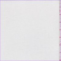 *3 7/8 YD PC--Ivory Rib Knit