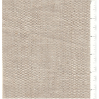 *2 YD PC--Oatmeal Beige Chintz Linen Home Decorating Fabric