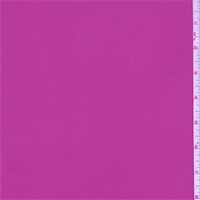 *2 1/2 YD PC--Hot Pink Crepe