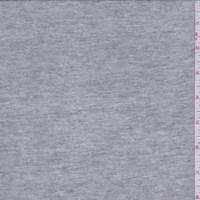 *2 YD PC--Heather Grey Sweater Knit