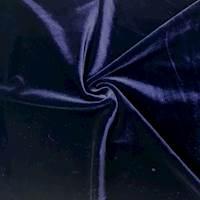 *3 YD PC--Royal Purple Stretch Velvet
