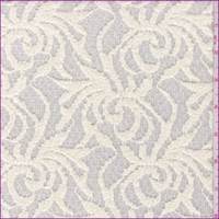 *2 3/4 YD PC--Dark Ivory Botanical Chenille Sweater Knit