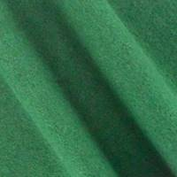 *1 1/4 YD PC--Green/Black Brushed Double Weave Jacketing