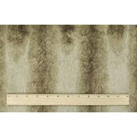 *1 1/2 YD PC--Taupe Beige/Brown Faux Fur Knit