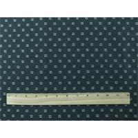 *2 YD PC--Navy/White JR Scott Square Jacquard Home Decorating Fabric