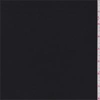 *3 YD PC--Black Wool Momie Suiting