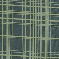 *5 YD PC--Blue/Green Plaid Silk Suiting
