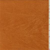 *2 3/4 YD PC--Soft Orange Polyester Fleece