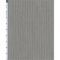 *2 5/8 YD PC--Grey/Black Textured Micro Stripe Shirting