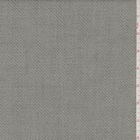 Granite Grey Poly Blend Suiting